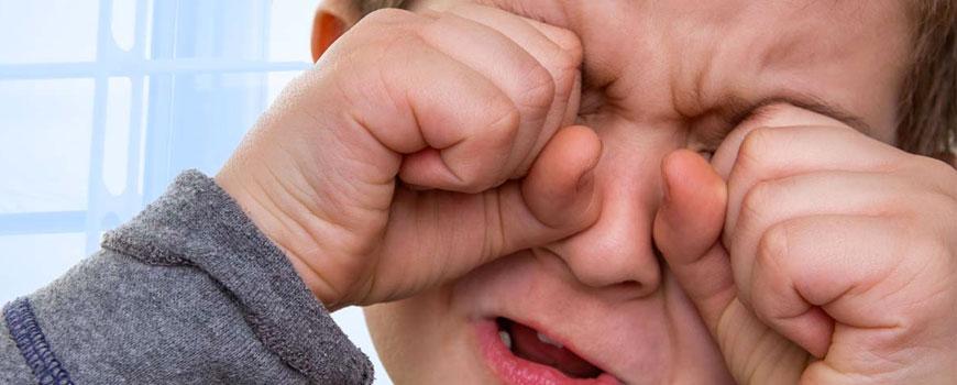 ¿Cómo afecta el Queratocono a los niños?