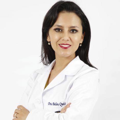 Dra. Belén Quizhpe Campoverde