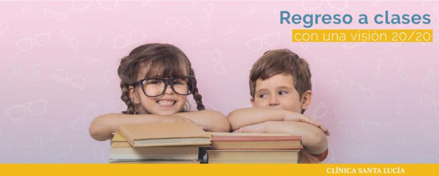 La mala visión en los niños puede provocar  distracción en sus estudios